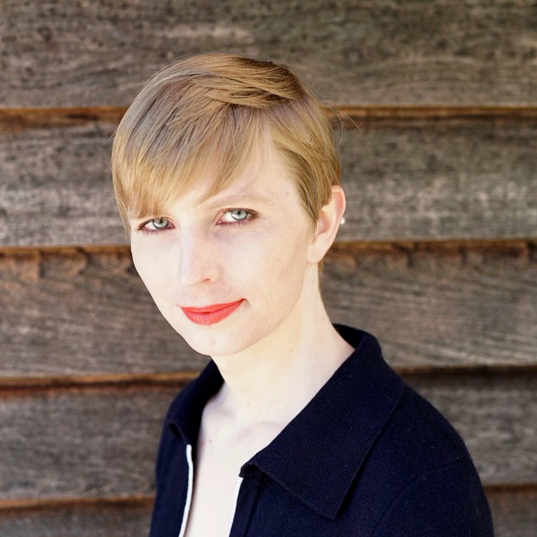 Chelsea E Manning (pressbild)