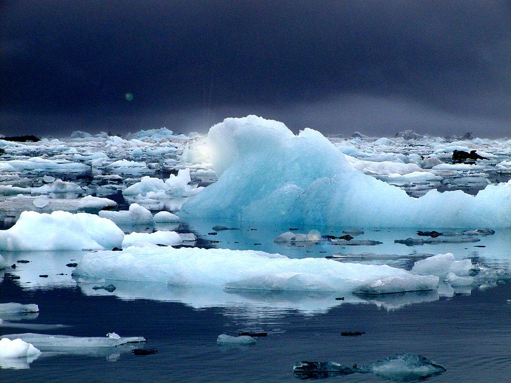 Last Days of the Icebergs