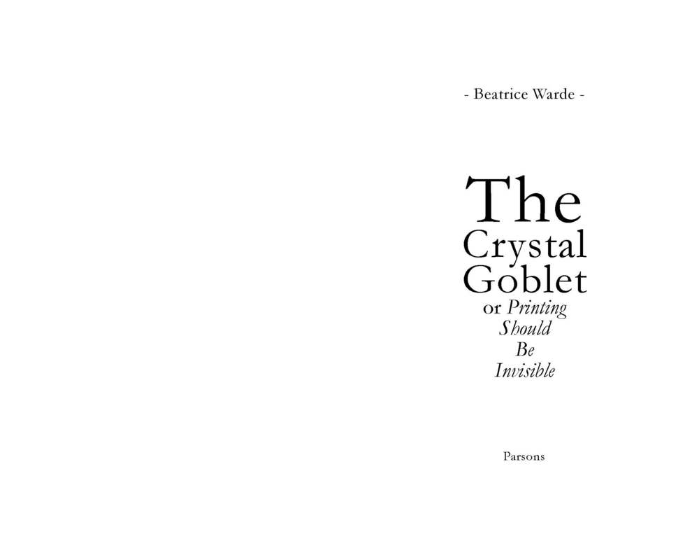 Cover Page for Limited Edition