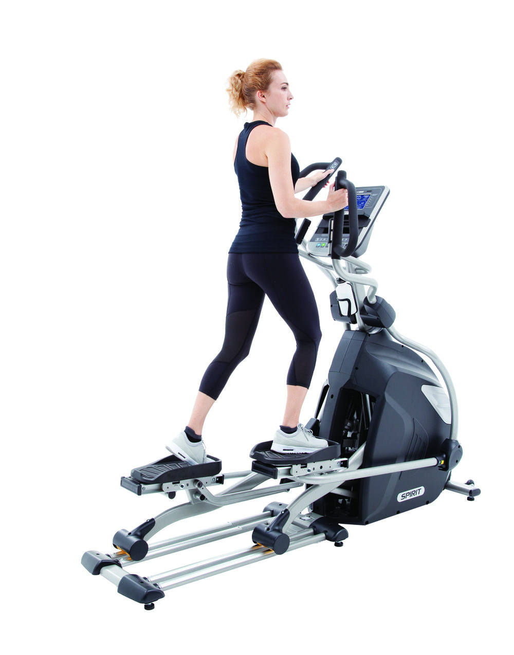 Spirit Stepper/Elliptical Hybrid