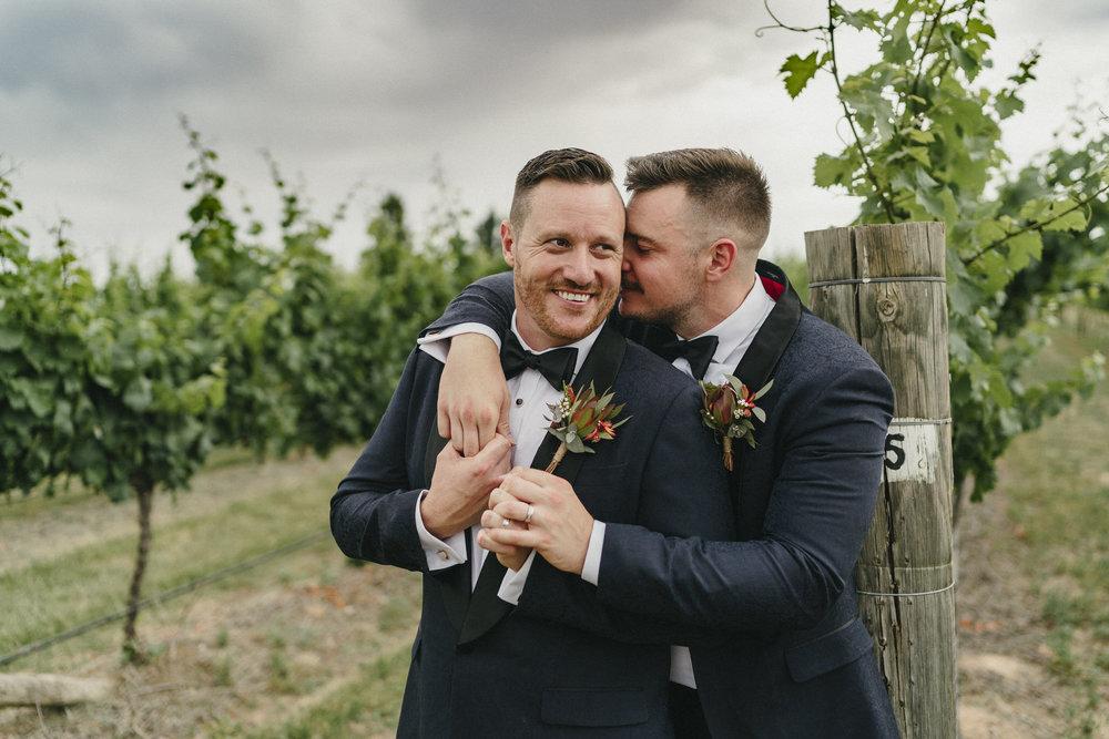 Keeran & Stephen, Mitchelton Wines