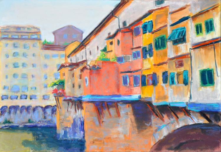 Florence, Ponte Vecchio Bridge