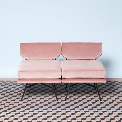 VIntage Velt Chairs by Bklyn-b #atdesignpub