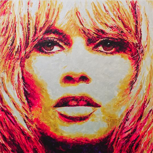 Brigitte Bardot by HAVI