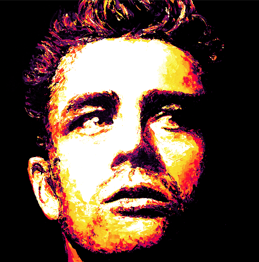 James Dean by HAVI