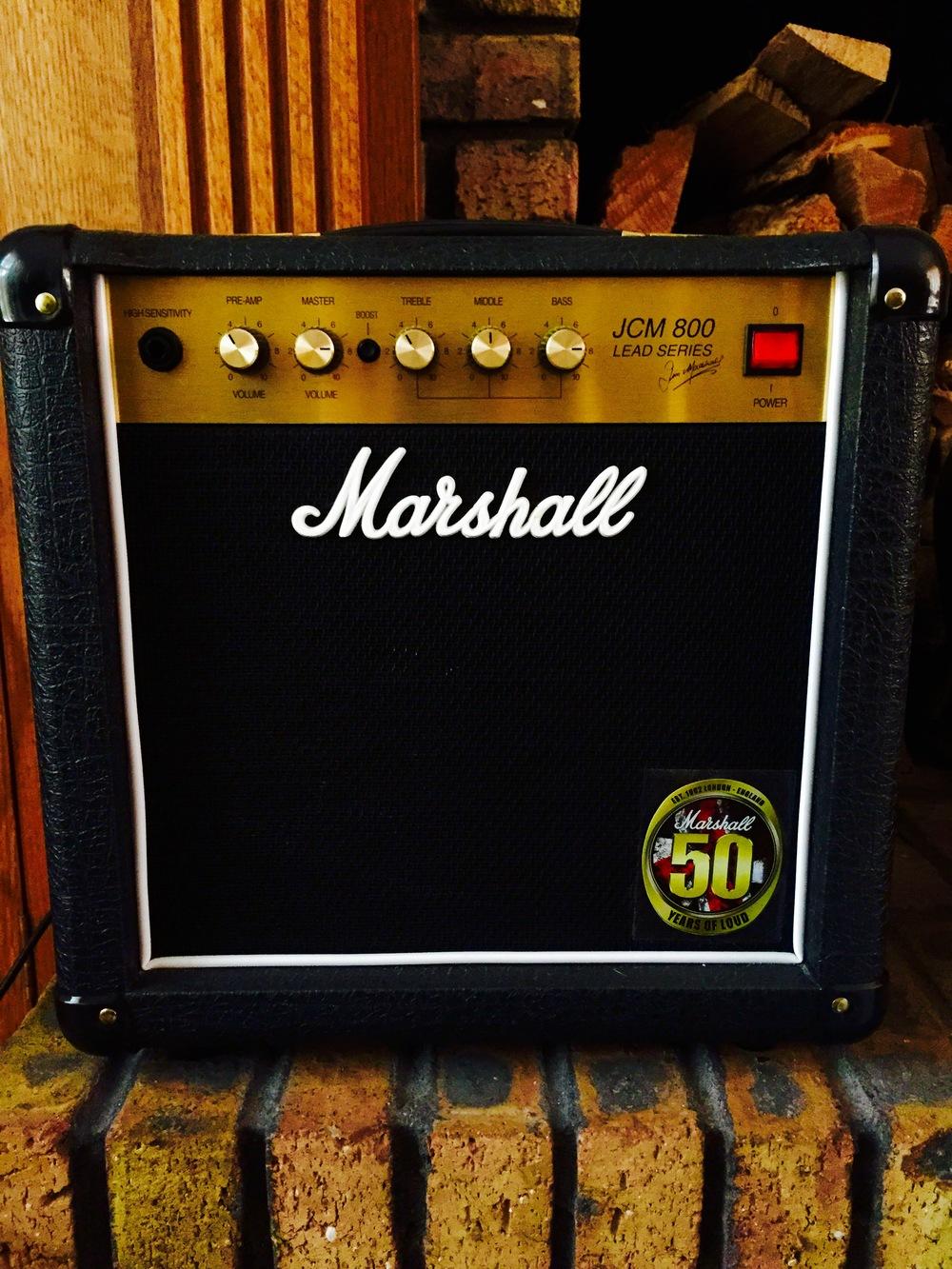 Marshall JCM 800 50th Anniversary 1 Watt Combo