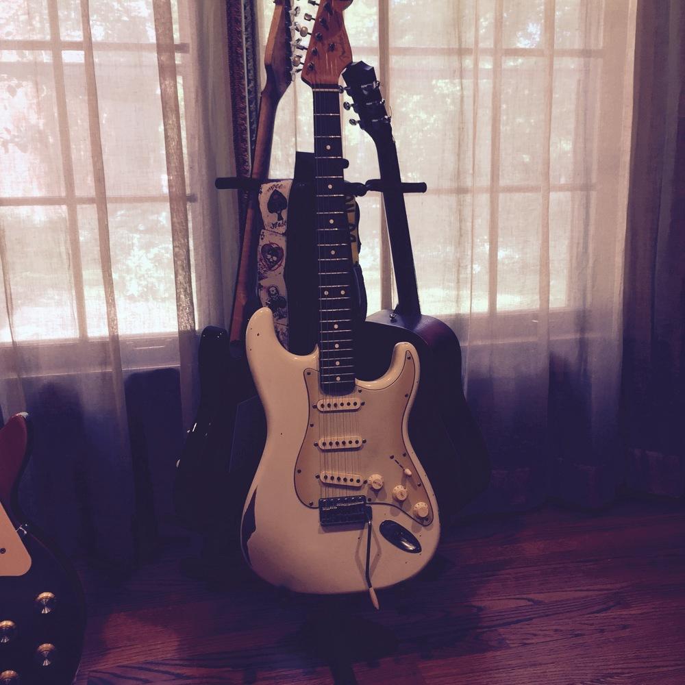 Fender Stratocaster Road Worn 60's Tribute