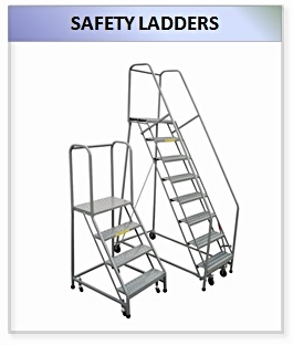 Safety Rolling Ladder