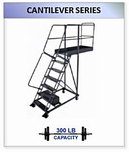 BM Cantilever Rolling Ladder