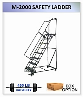 M-2000 Rolling Ladder