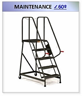 Mechanics Maintenance Ladder