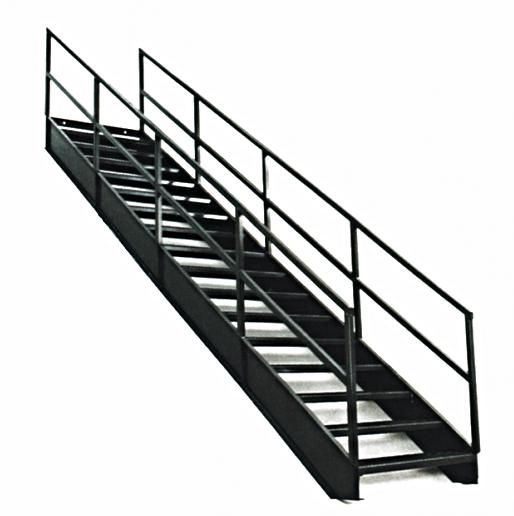Industrial Stairway 36 4 Degrees Custom Made Ladders