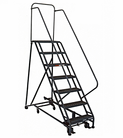 Multi Directional J Series Rolling Ladder Custom Made