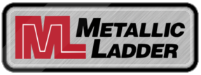 Metallic Ladder
