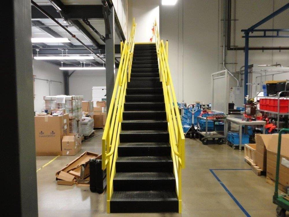 ... Industrial Stairway · Stairway Platforms · DSC00535