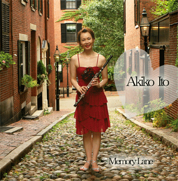Memory Lane (2011, recorded 2010) by Akiko Ito