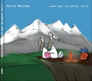 Aussi Pour Les Petits, Vol. 2 (2013, recorded 2012) by Sylvie Bourban