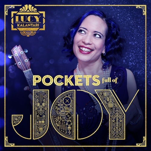 Pockets Full of Joy (2014) by Lucy Kalantari