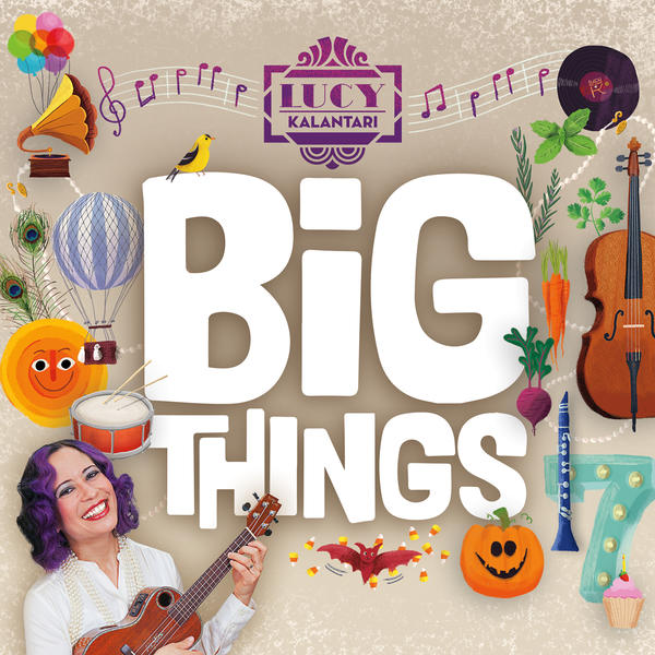 Big Things (2016) by Lucy Kalantari
