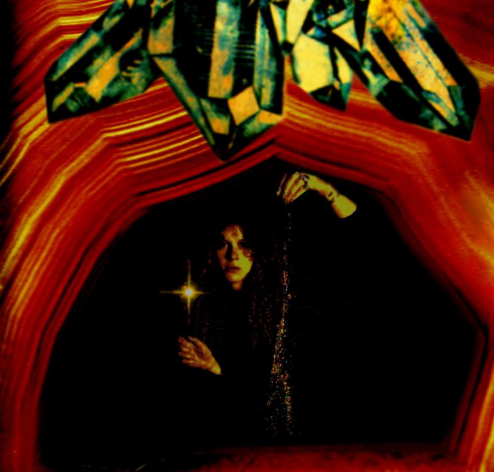 COLLAGE ART FOR ALANA AMRAM & THE ROUGH GEMS /©ALANA AMRAM