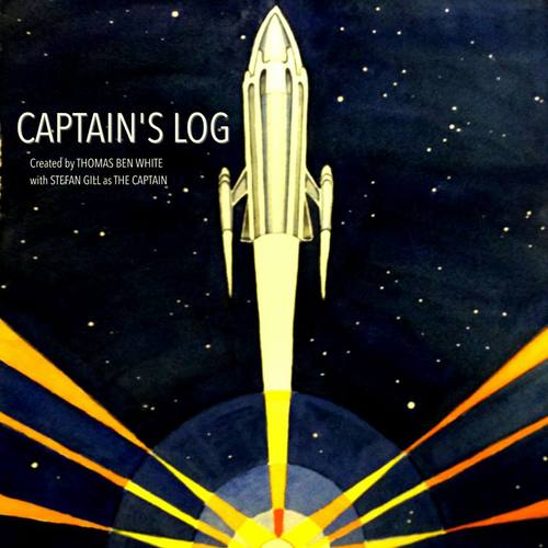 Captain's Log A weekly science fiction podcast, chronicling the voyage and misadventures of a spaceship that survived the destruction of earth. (Listen)