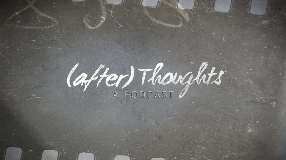 (after) Thoughts is a weekly discussion podcast where my cohost, Coleman Taylor, and I rewatch popular movies and compare our first and second impressions. How does the movie hold up? What did we miss? Have our feelings changed at all? We strive to gain a comprehensive grasp on movies and cover a related topic.