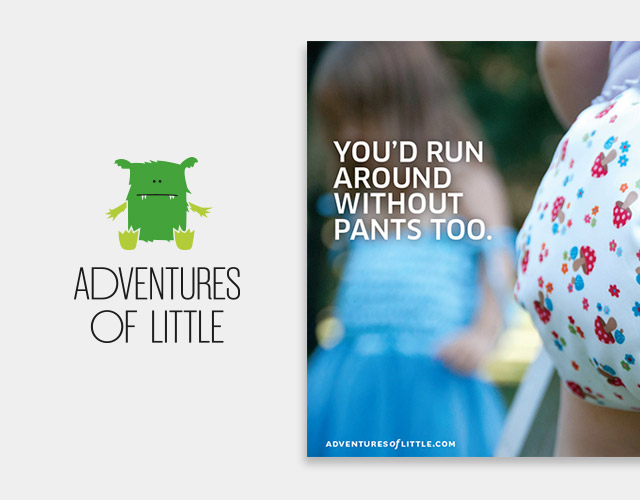 Adventures of Little Ad Campaign