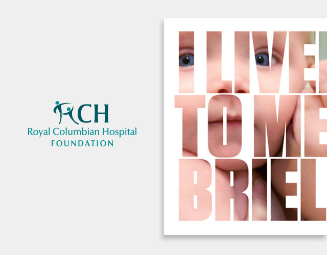 Royal Columbian Hospital Foundation Ad Campaign