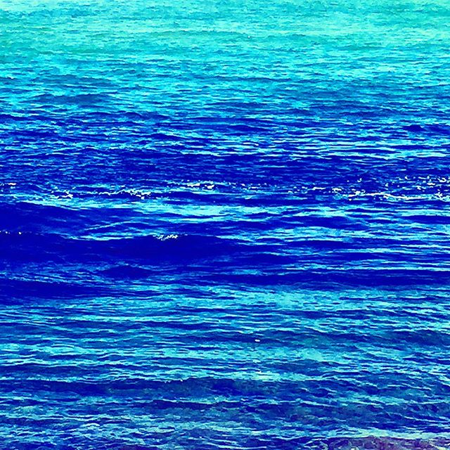 Trip Texture No.1 . . #texture #sea #travel #roadtrip #landscape #color #inspiration #photography