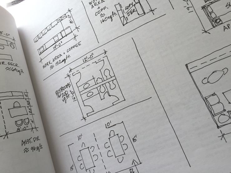 Designers can help improve the overall feel and function of your home with some simple space planning improvements.