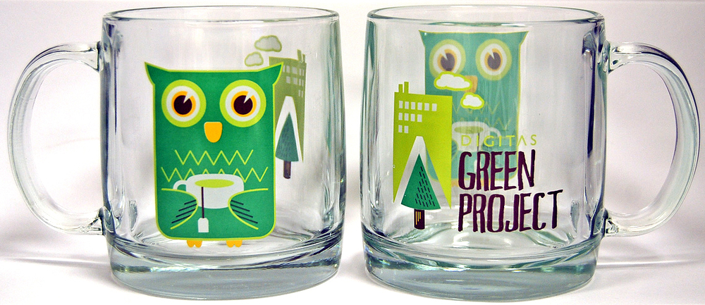 Green Tea Owl