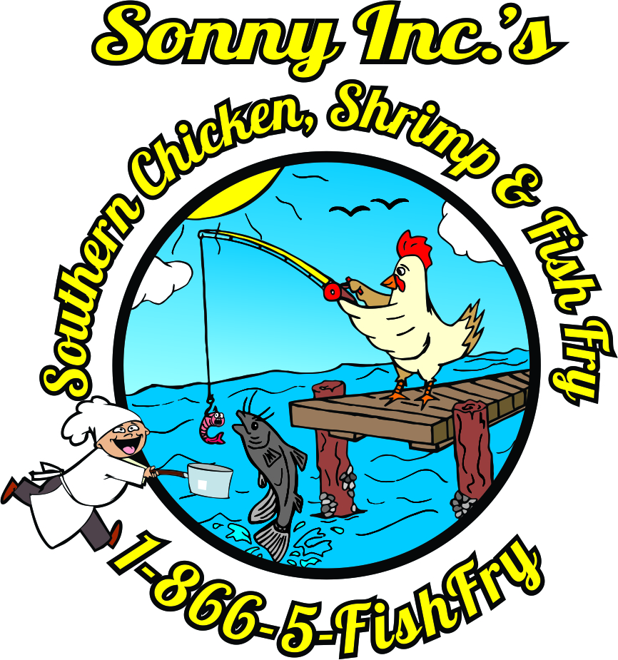 Sonny Inc. Southern Flavor Chicken, Shrimp & Fish Fry