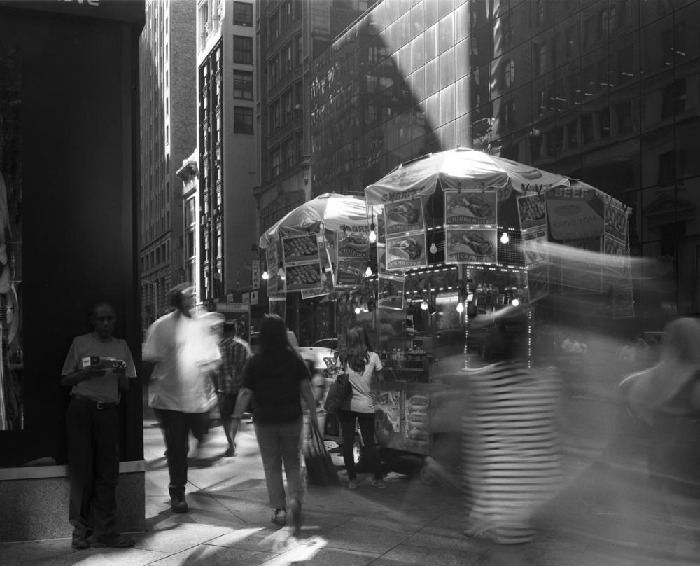 Midtown, NYC. Geoffrey Roberts, 2015