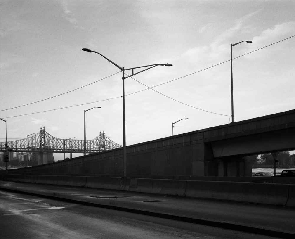 Queensboro Bridge, NYC. Geoffrey Roberts, 2015