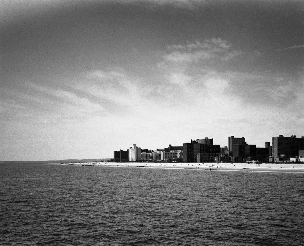 Coney Island, Brooklyn 2015. Geoffrey Roberts