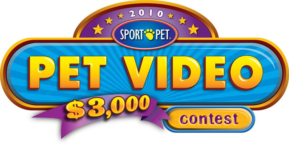 SportPet Designs  Pet video contest
