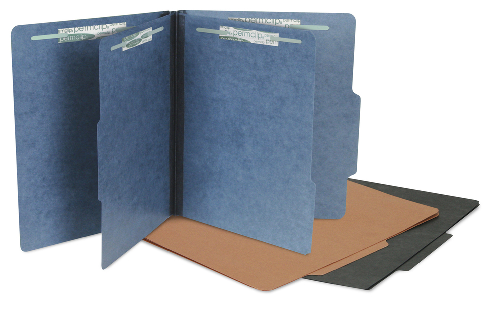 IFS Filing Systems  Package photo for a multi-pack of classification folders