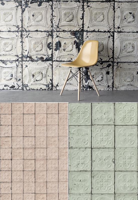 Brooklyn Tin Tiles 01 (Rockett St George)