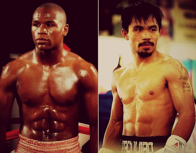 Mayweather or Pacquiao on May 2.  Who are you putting money on? | Photo by: Justin Matthew | CC