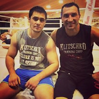 david allen and wladimir klitschko