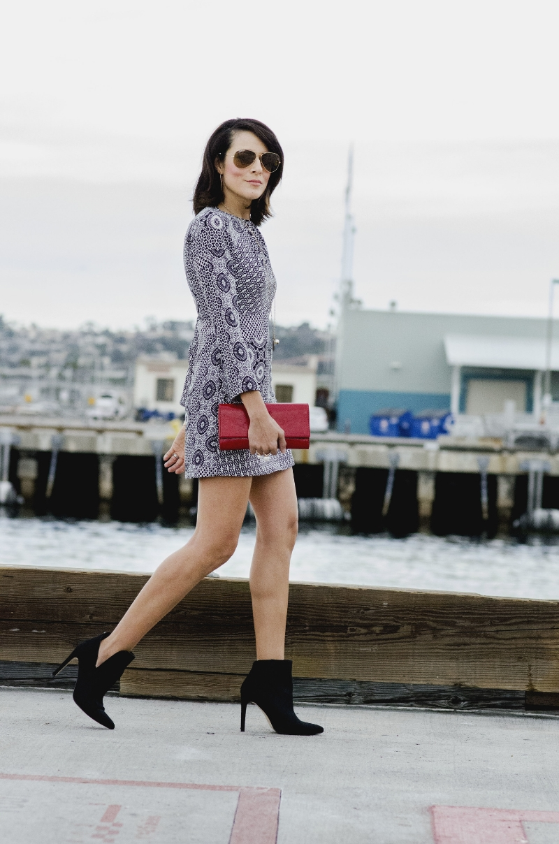 zara.dress.black.booties.ysl.red.clutch.sandiego.jpg