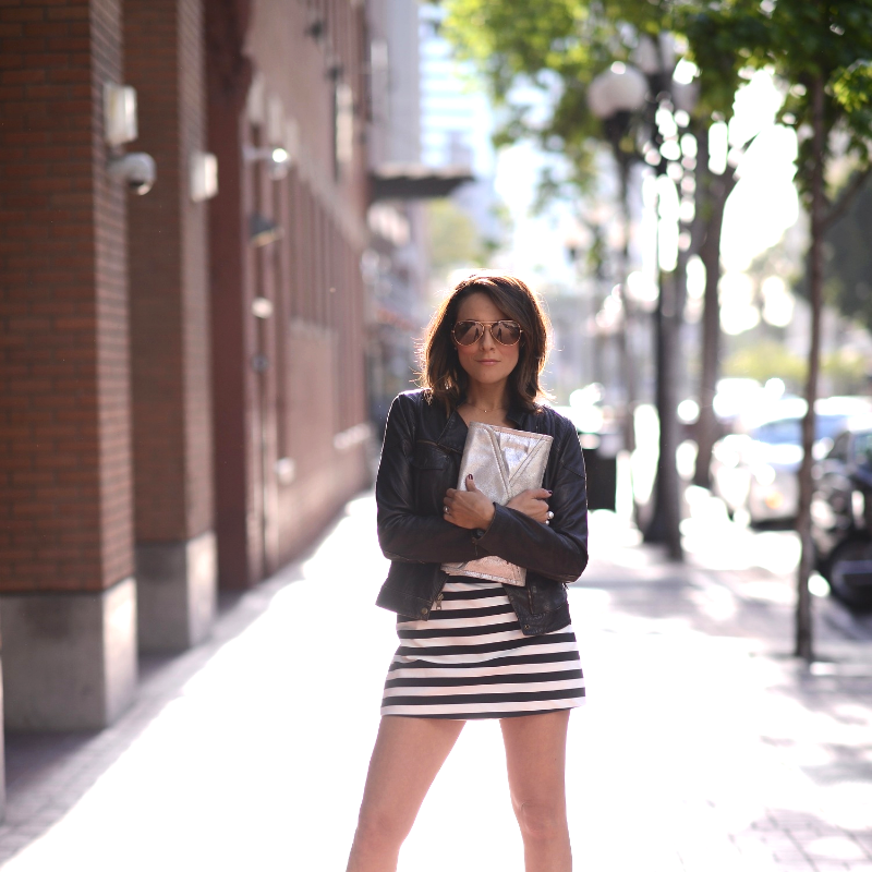 zara.dress.clutch.raybans.sandiego.downtown.jpg