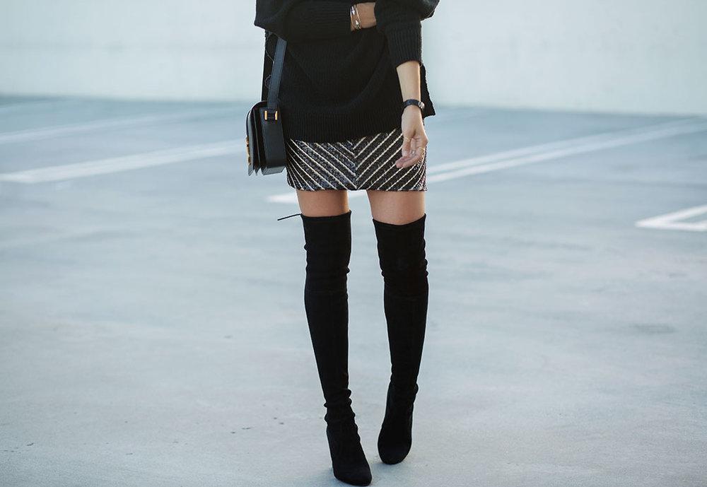 Stuart-Weitzman-Boots-and-Sequins-Skirt.jpg
