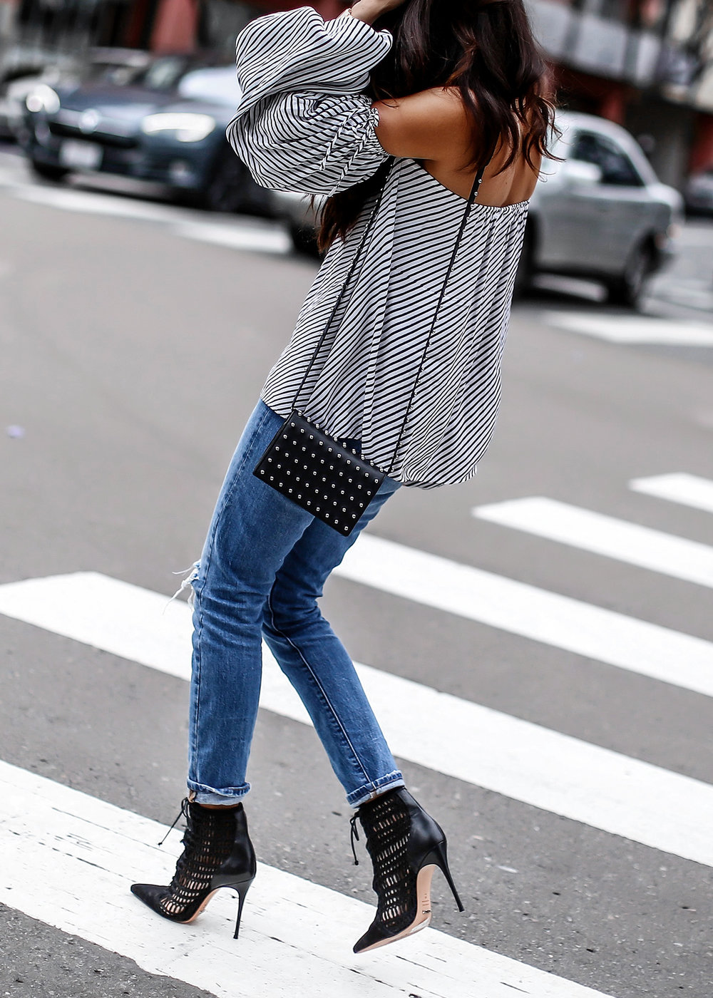 High_Rise_Distressed_Levis_Jeans_Dallas_MLM_Striped_Off_The_Shoulder_Top_Alexander_Wang_Studded_Bag_Scutz_Botties.jpg