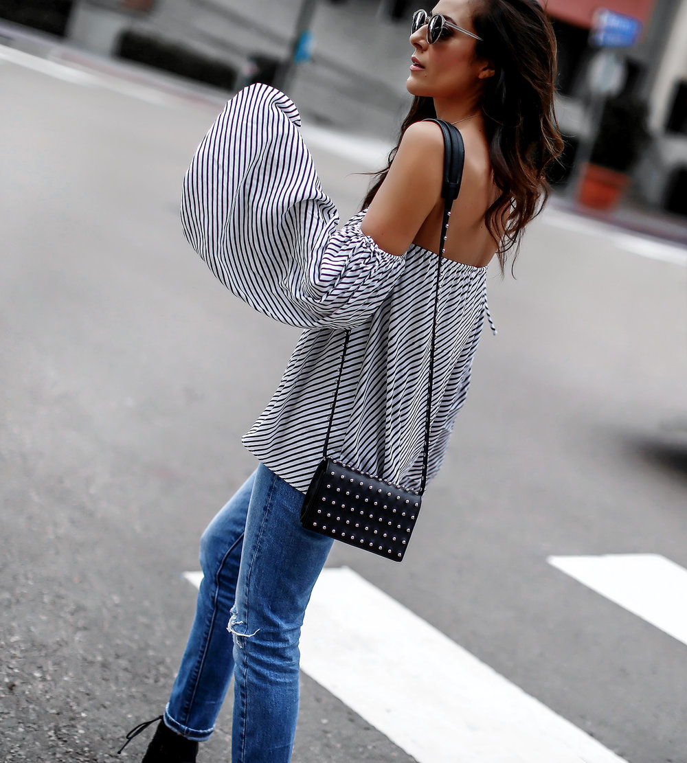 High_Rise_Distressed_Levis_Jeans_Dallas_MLM_Striped_Off_The_Shoulder_Top_Alexander_Wang_Studded_Bag.jpg