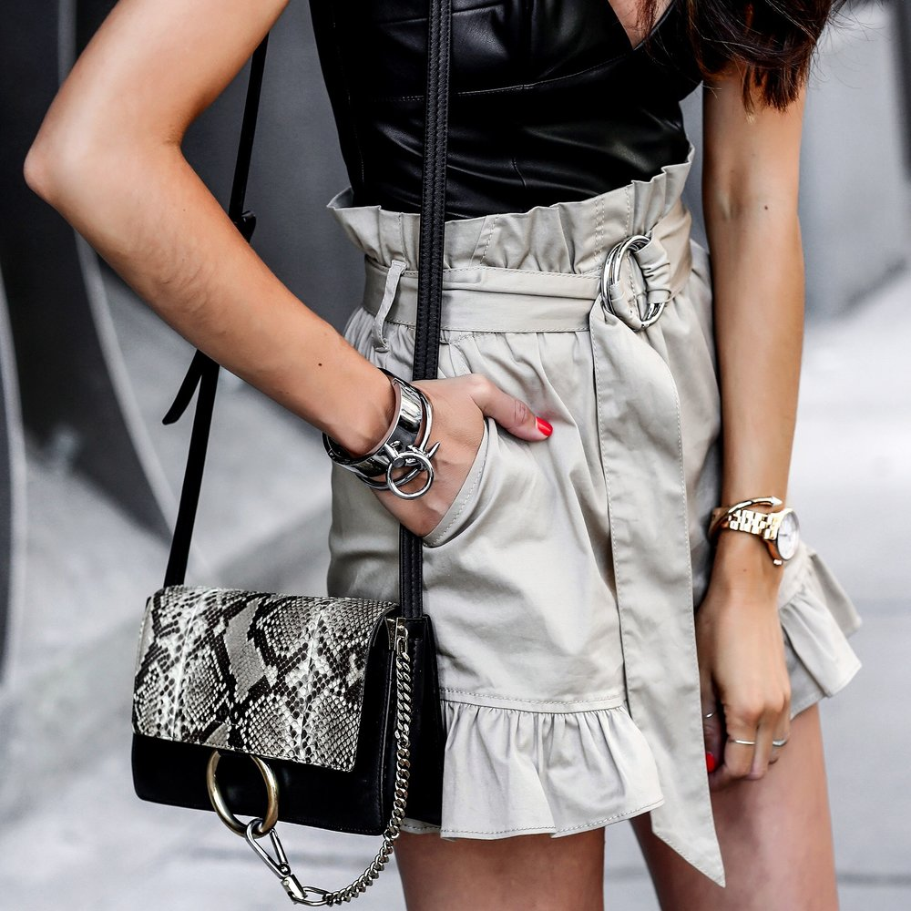 Cinq_E_Sept_Paper_Bag_Waist_Ruffle_Shorts_Express_Leather_Crop_Top_Chloe_Faye_Bag.jpg