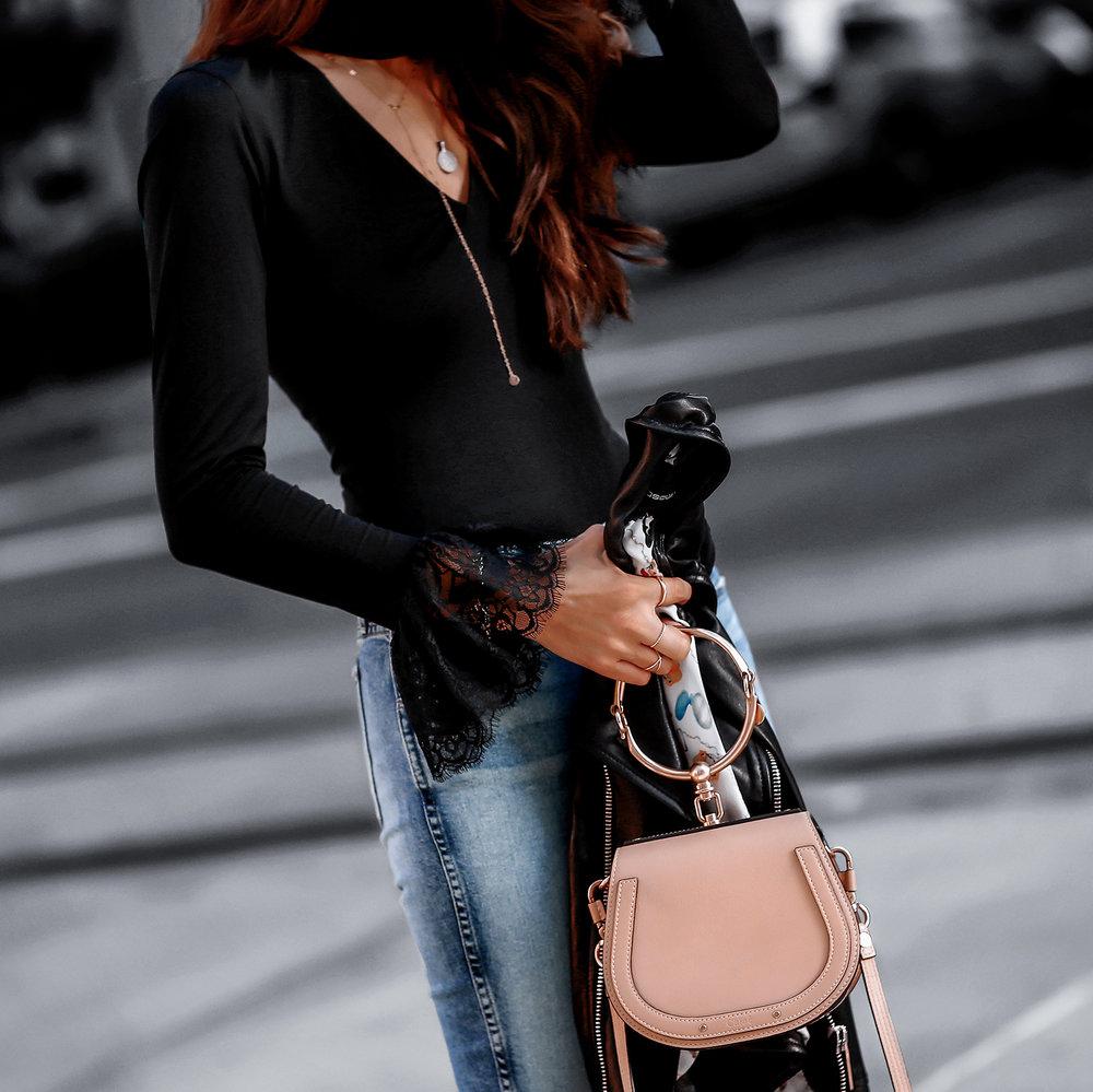 Neiman Marcus Cusp Cinq a Sept Bodysuit Chloe Nile Bag.jpg
