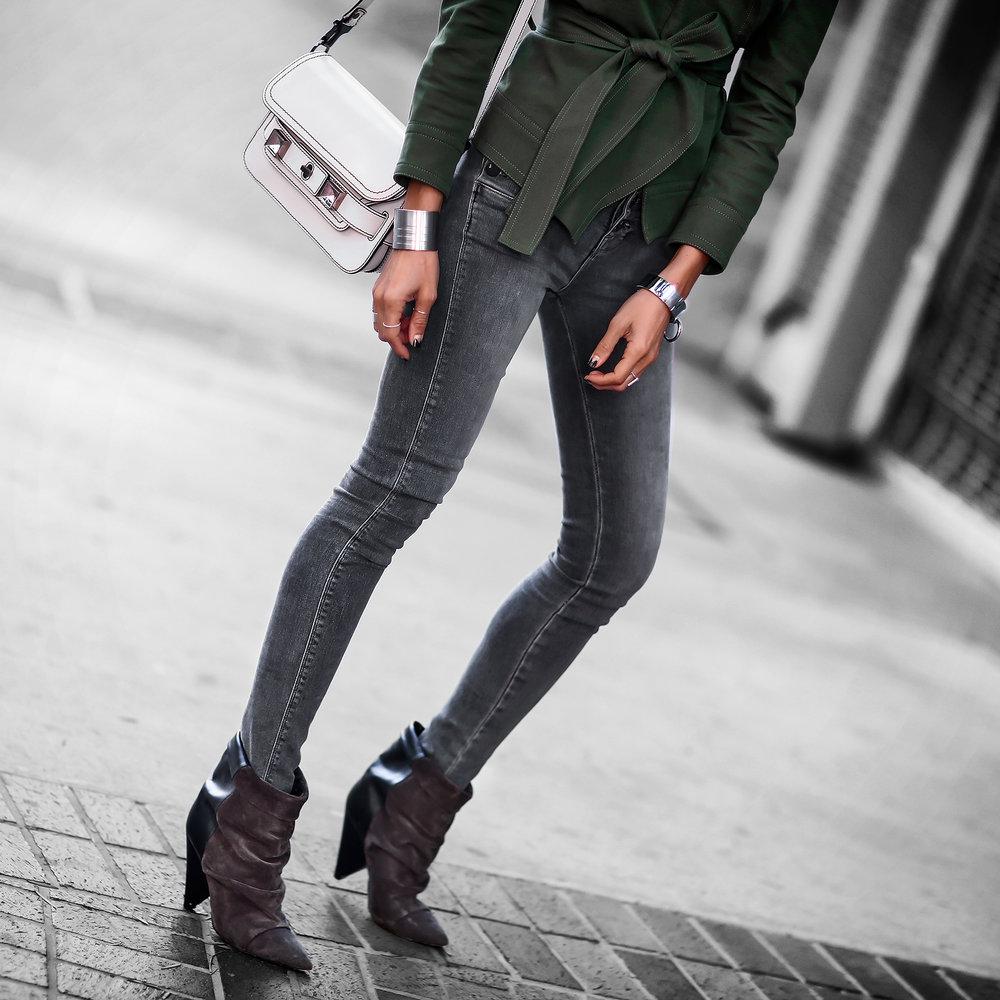 Lucys Whims Wearing Derek Lam Jacket Isabel Marant Booties JBrand Natasha Jeans.jpg