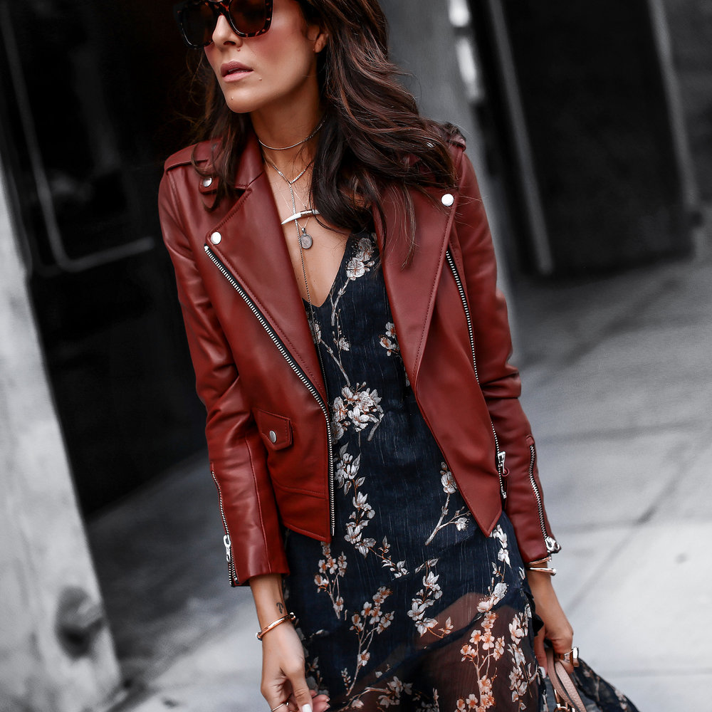Parpala Jewelry MLM Floral Dress Mackage Leather Jacket.jpg