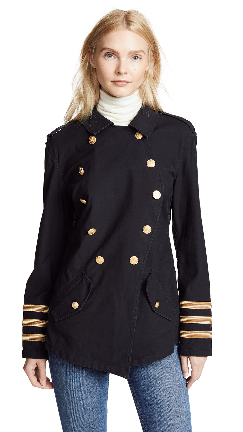 Marissa Webb military jacket